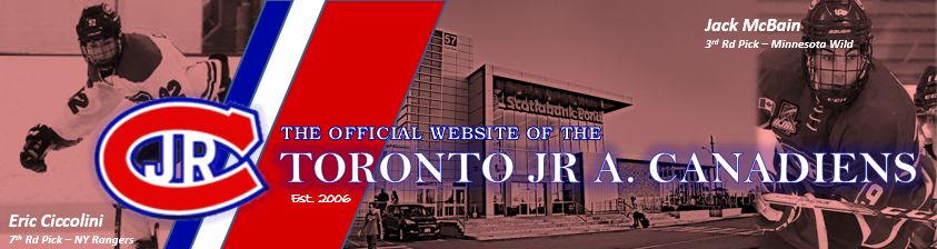 OJHL Toronto Jr A Canadiens